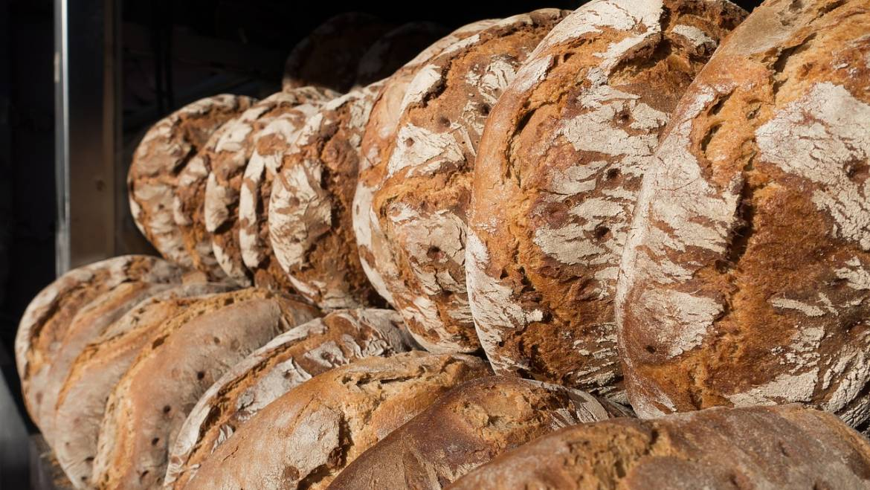 Gesunde Brotkruste